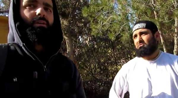 Relaxed and smiling, 'British suicide bomber' Abdul Waheed Majeed appears on YouTube video.  The 41-year old Briton is believed to have driven a truck packed with explosives last week into a prison in Aleppo, Syria.