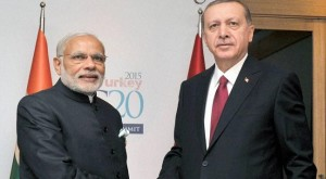 India, Pakistan Must Resolve Kashmir, Says Turkey's President Erdogan
