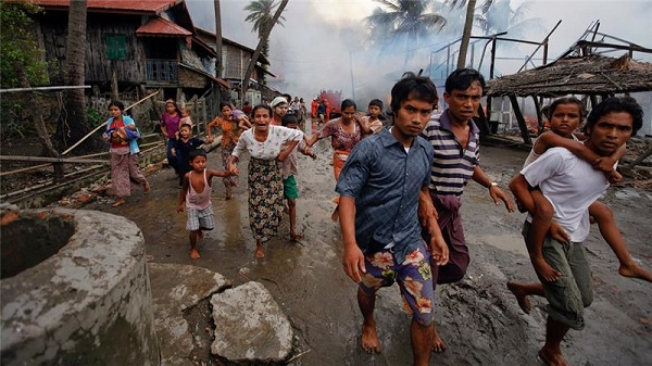 Myanmar, also known as Burma, views its Rohingya population as illegal Bangladeshi immigrants [Reuters]
