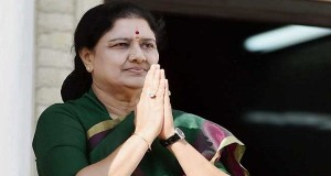 Round One Goes to Sasikala, Tamil Nadu's New Jailed Queen