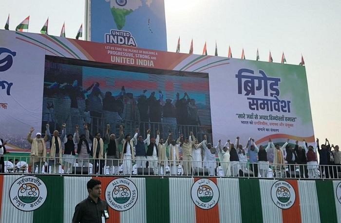 Oppn Rally Sans Rahul is Like 'Hamlet' Without the Prince of Denmark